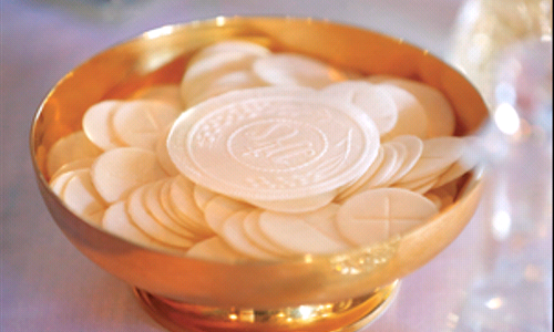 February Distribution of the Eucharist for Those Who Cannot Attend Mass