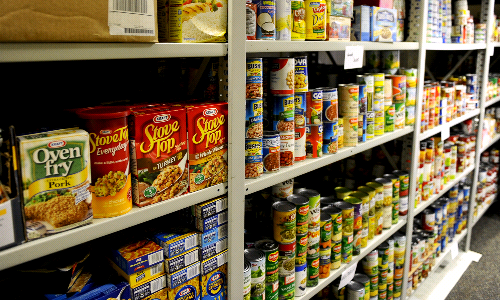 Help Our Local Food Pantries