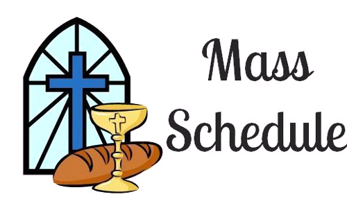 No Friday 9:00am Mass at St. Matthew Church on August 7th or August 14th