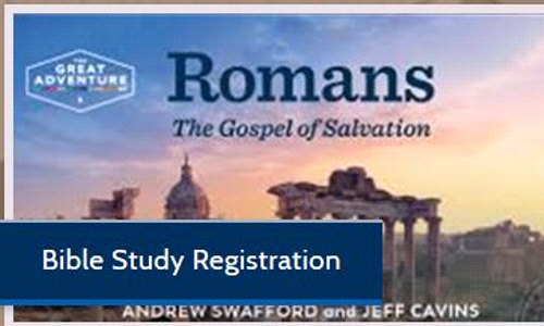 Bible Study Now Registering With Zoom